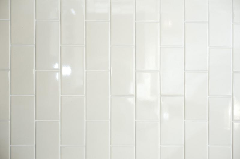 Free Image Of Long White Vertical Tiles