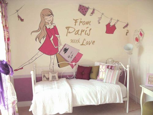 Toddler Girl Bedroom Wallpaper Artistic Touch Cheltenham 9 Reviews Mural Design
