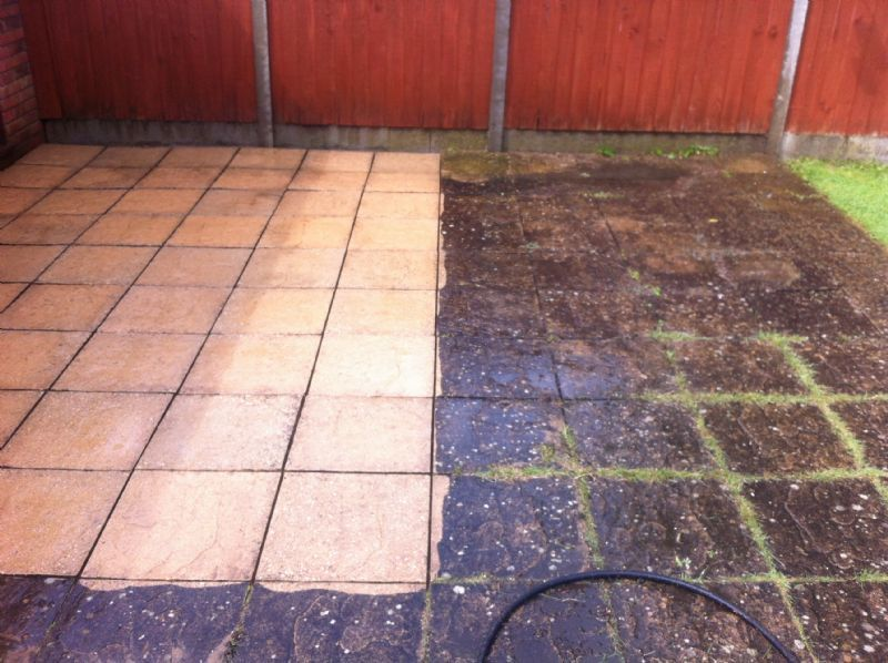 Hydro Pro Clean Pressure Washing Company In Clapham