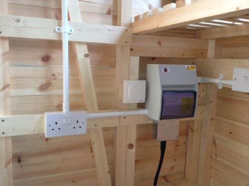 Cabin Wiring Diagram Tlp Electrical Services Wellingborough 2 Reviews