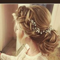 wedding hair bristol michelle pyart wedding hair and ...