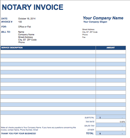 download invoice template for iphone | rabitah, Invoice templates