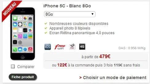 iphone5c8g