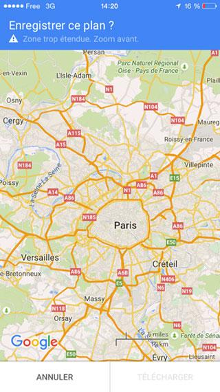 google-maps-ios-astuce