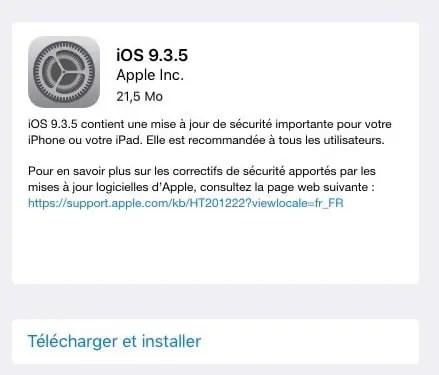 iOS-9.3.5-Disponible