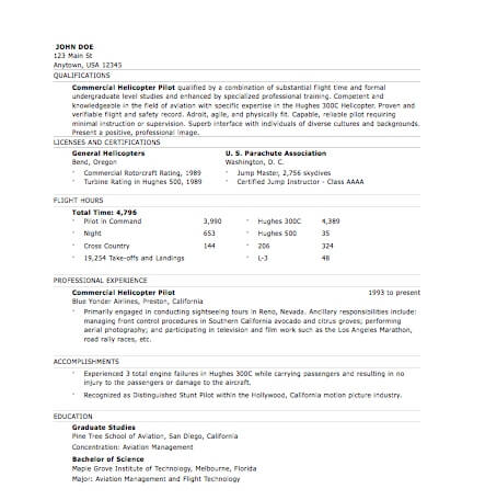 Modern Professional Resume Template For Pages Free iWork Templates - modern professional resume templates