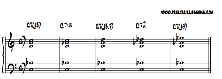 Jazz Piano Chords Every Pianist Should Know Freejazzlessons
