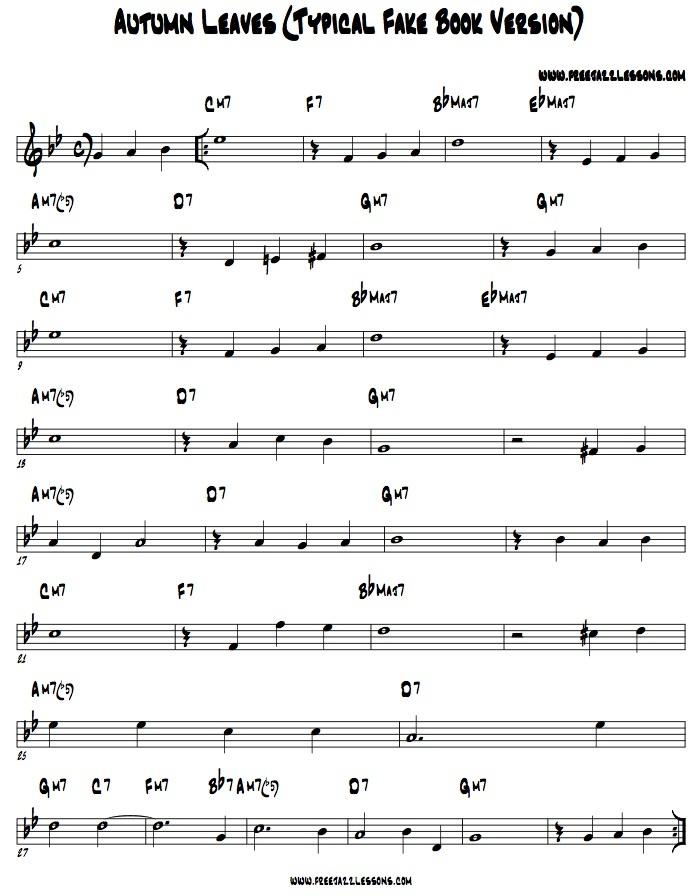jazz chart - Morenimpulsar