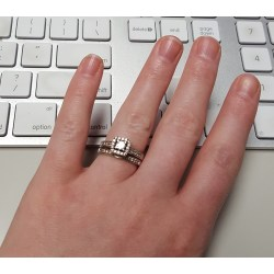 Small Crop Of Jinger Duggar Engagement Ring