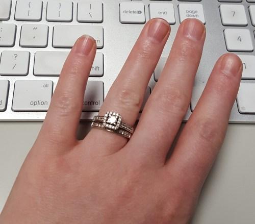 Medium Of Jinger Duggar Engagement Ring