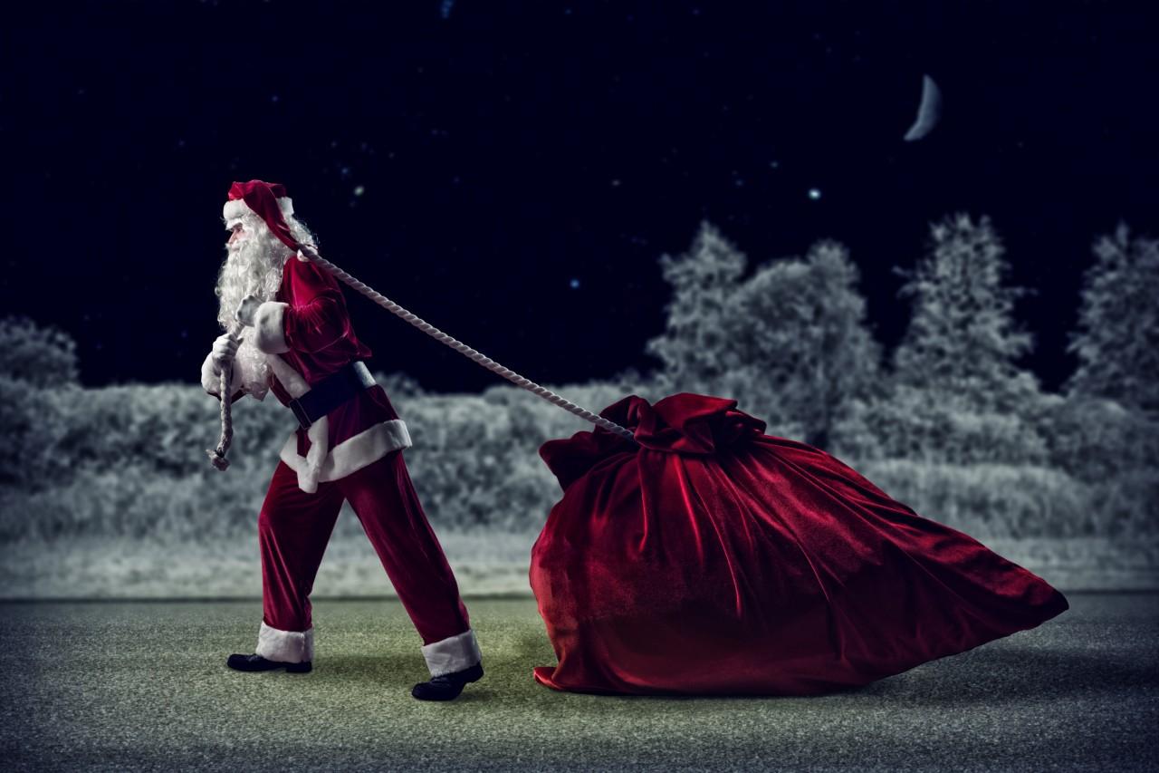 Amazing 3d Art Wallpapers 100 Mesmerizing Santa Claus Wallpapers
