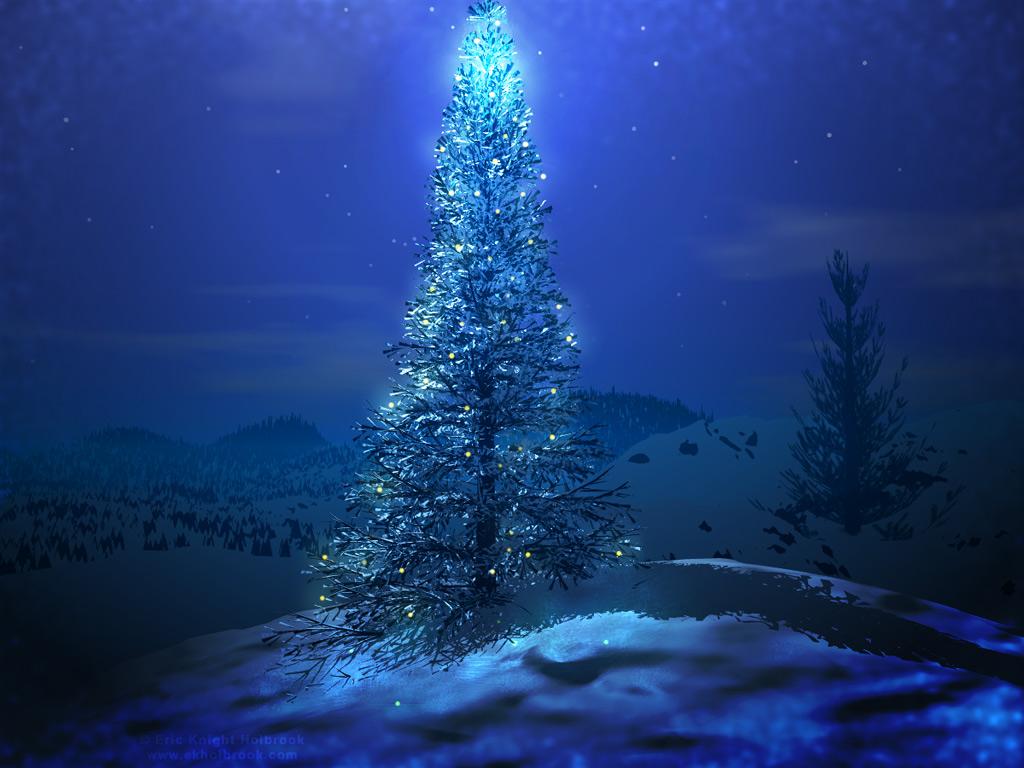 50 Beautiful Christmas Tree Wallpapers