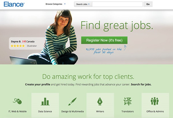 8 Best Freelance Websites to find Web Design and Graphic Design Jobs - websites to look for jobs