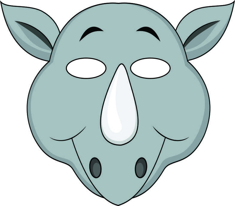 Jungle Masks