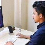 মাসুম পারভেজ – মাত্র ১৮ মাসে আন্তর্জাতিক মানের  UI/UX  ডিজাইনার