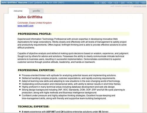 How to Write a Freelance Writer Resume - Freelance Writing Jobs A - how to write a resume for experienced