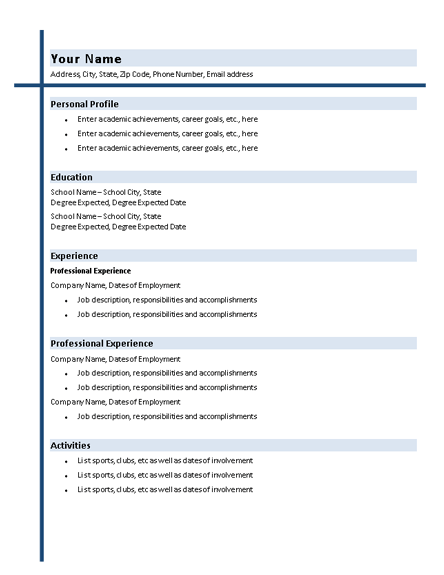 graduate resume service resume service amazing resumes college graduate resume with shading resumes and cv templates