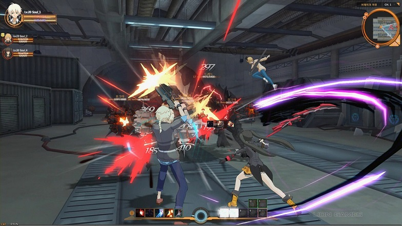 Naruto Shippuden Wallpaper 3d Free Download Soulworker Free Mmorpg Game Download Amp Review