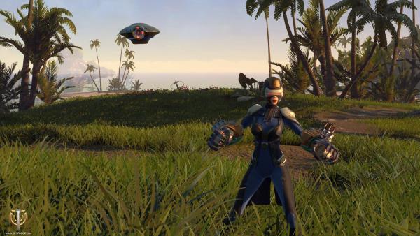 skyforge Cybernetic Alliance 1