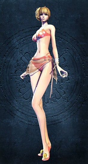 Blade & Soul Swimsuit Collection 6