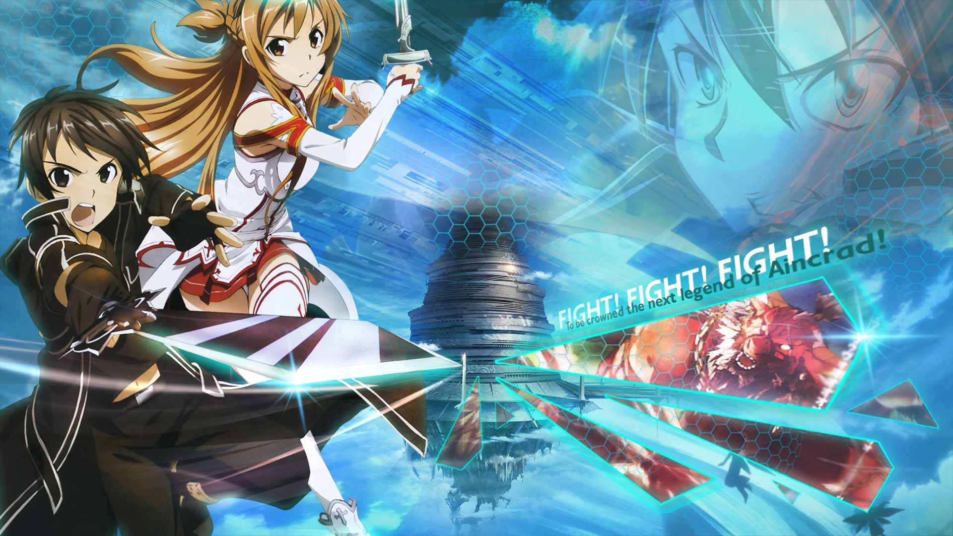 Asuna Android Cute Wallpaper Sao S Legend Free Anime Mmorpg Review Amp Download