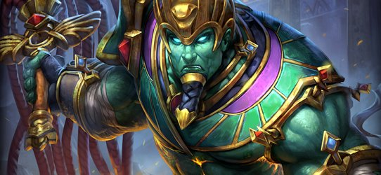 SMITE Osiris Lord of Silence