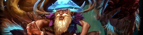 SMITE Sylvanus Mushroom King Deathcap