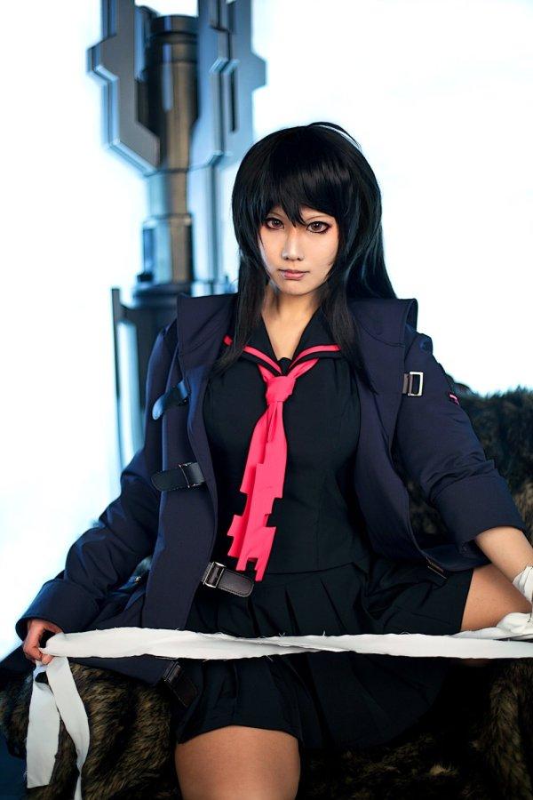 Iris Yuma Hammer Stol cosplay 5