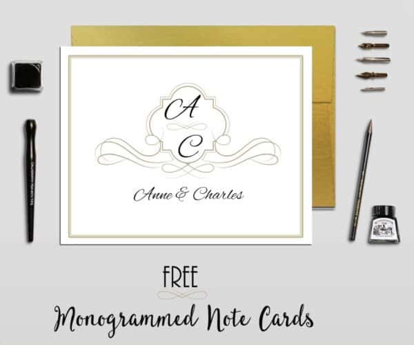 Free Note Card Maker - online note cards