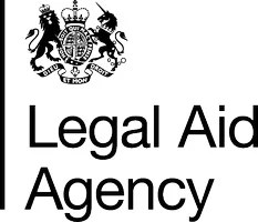 Legal Aid Agency logo