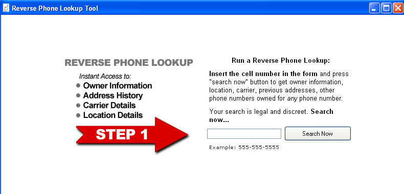 Can i look up phone numbers for free, cell phone book