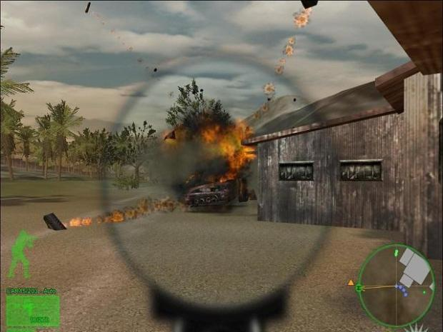 Free Download Delta Force Full PC Game