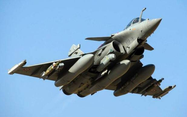 Rafale edge Fighter Jet Details in India