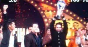 Bigg Boss 10 Winner is Manveer Gurjar