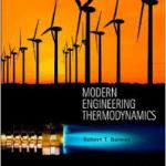 Modern Engineering Thermodynamics PDF
