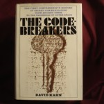 THE CODE BREAKERS David Kahn