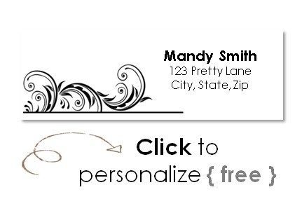 Free Return Address Labels - printable return address labels free