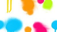 Spray Paint Pattern