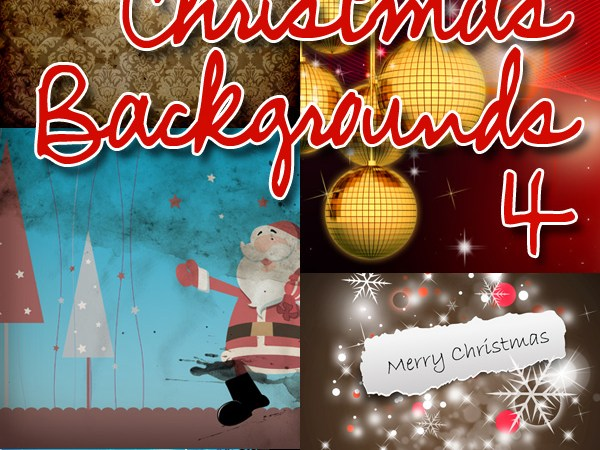Christmas Backgrounds Part – 4