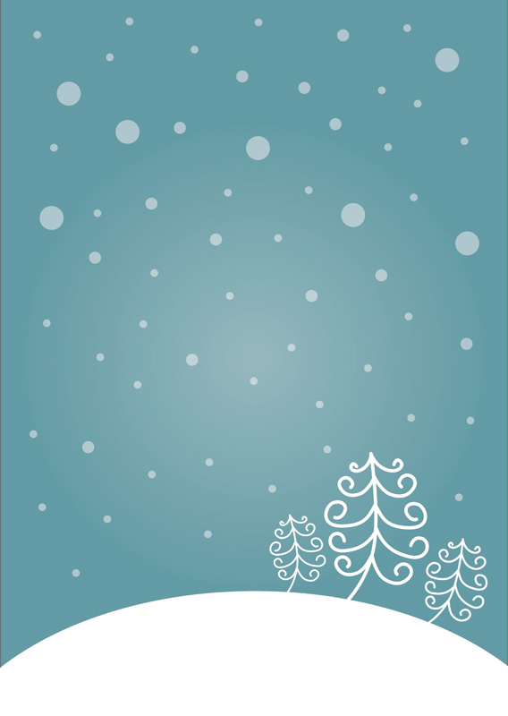 Christmas / Festive Free Poster Templates  Backgrounds