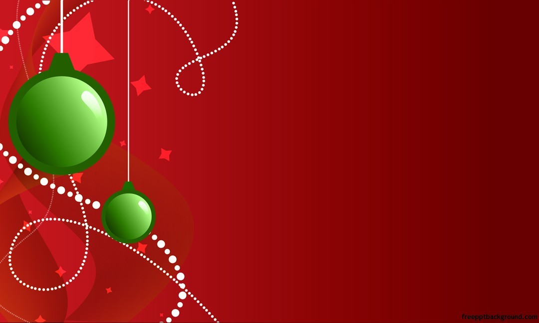 Happy New Year 2014 Christmas PPT Backgrounds \u2013 Free PPT Backgrounds