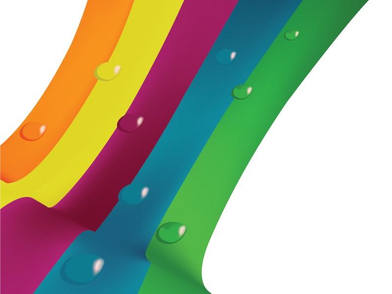 Free Rainbow Powerpoint Template \u2013 brettfranklin - rainbow powerpoint