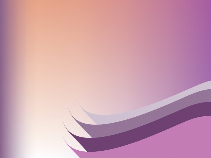 Papers on Purple Powerpoint Templates - Abstract, Fuchsia / Magenta