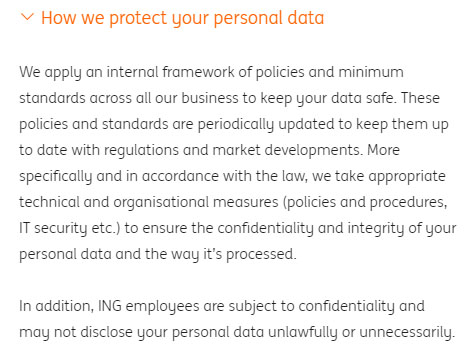 The Six Privacy Principles of the GDPR - Free Privacy Policy