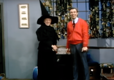 The Wicked Witch Of The West Talks To Mr Rogers About A