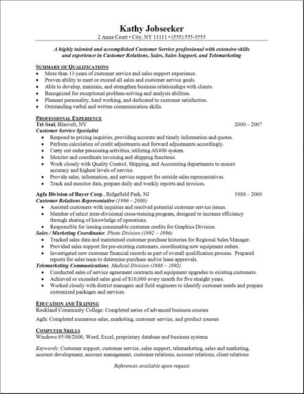 find resumes online for free