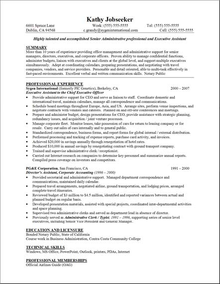 unit secretary resume Free Resumes