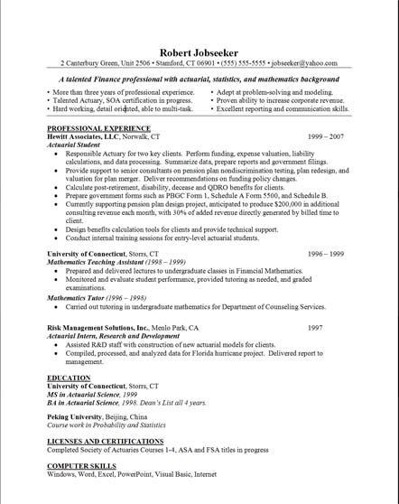 common skills in resume 05052017