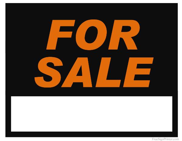 Car For Sale Sign Printable Printable For Sale Sign Car For Sale – Car for Sale Sign Template Free