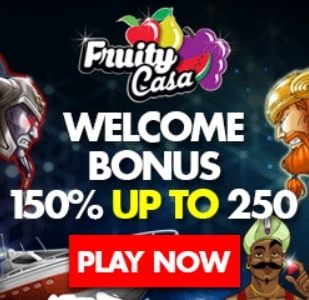 Fruity Casa Casino free spins